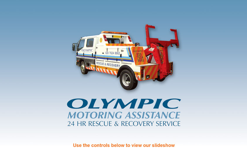 Welcome to Olympic Motoring Assistance
